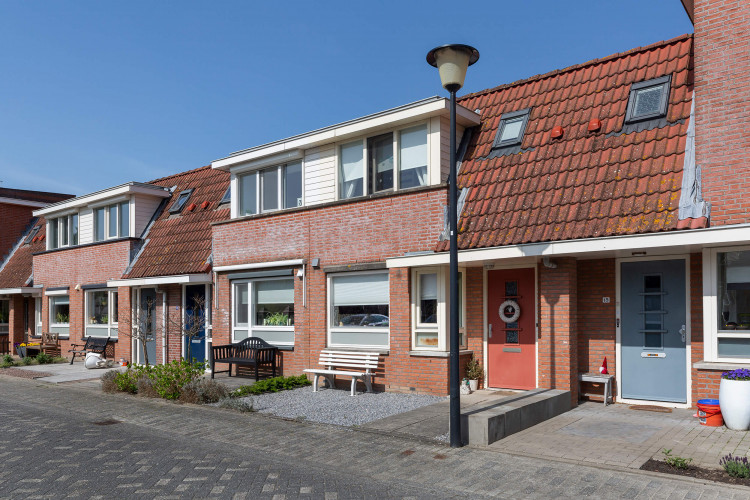 Isaac da Costastraat 13, Sommelsdijk